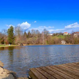 Naturbadeplatz in Pöllau