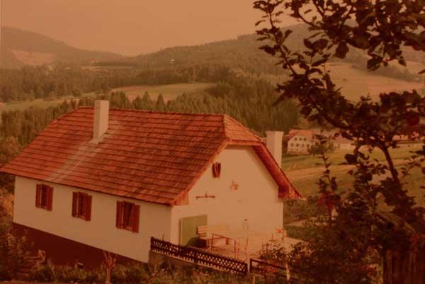 Bauernhof Mooshöf nach 1980