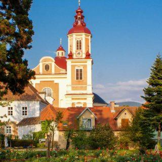 Stiftskirche von Pöllau