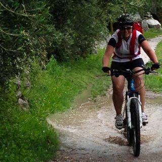 Trekkingrad-Einzeltour