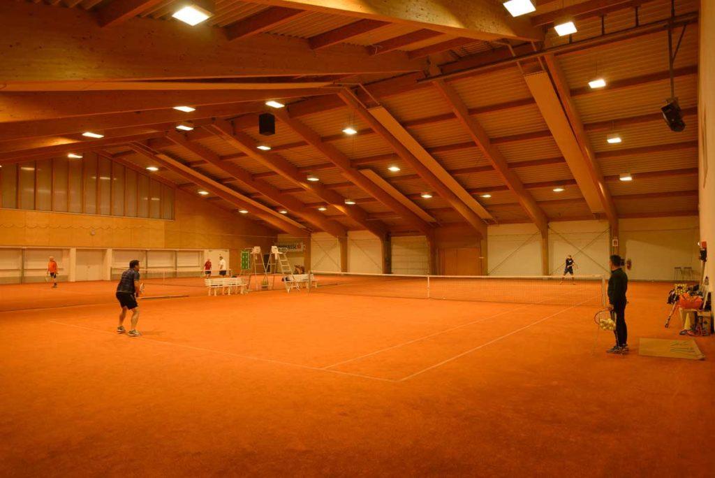 Tennishalle Pöllau